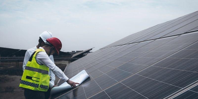 AFRIQUE DU SUD : un projet solaire dans le Cap Nord reçoit un financement de la BAD ©Keep Watch/Shutterstock