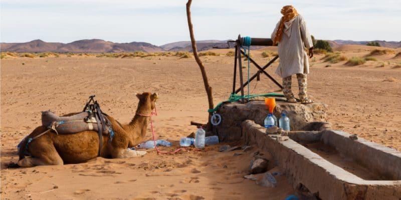 MAURITANIE : les autorités lancent un projet d'adduction de l'eau potable à Timbedra©Mieszko9/Shutterstock