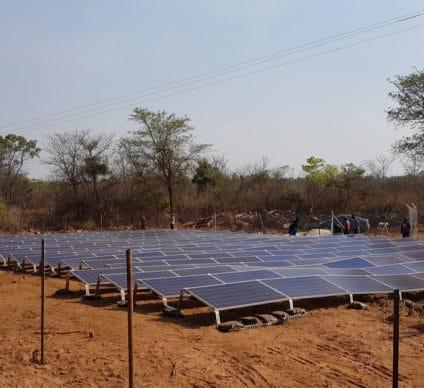 BURKINA FASO : le Fonds vert pour le climat finance l'électrification rurale©Sebastian Noethlichs/Shutterstock