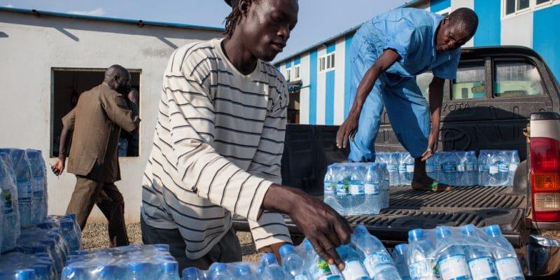 IFAT Africa, salon sur l'environnement, profite du salon des industries de la boisson