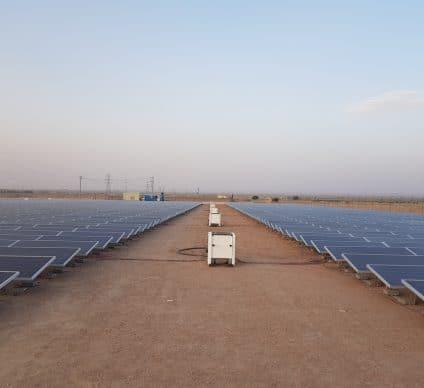 EGYPT: Schneider Electric and JinkoSolar provide off grid to Abu Ghuraqd©Sebastian Noethlichs/Shutterstock