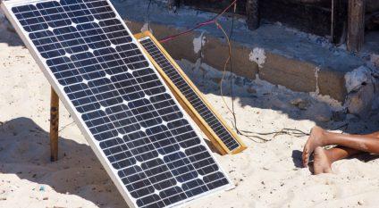 AFRIQUE DE L'EST : ces entreprises qui alimentent le marché des mini-grids solaires©KRISS75/Shutterstock