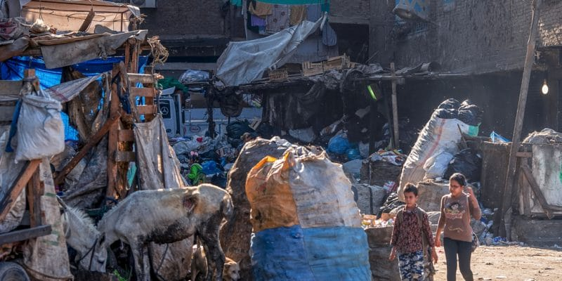 EGYPT: Authorities at waste management school in Germany©leshiy985/Shutterstock