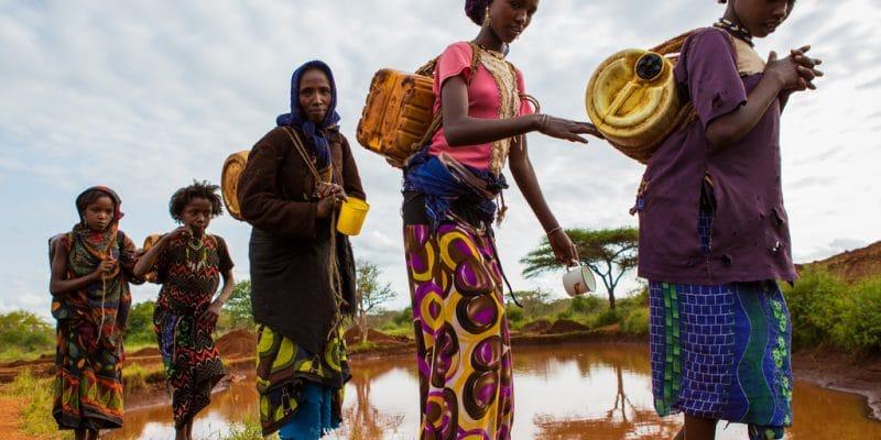 KENYA : le canadien PWRDF et l'association locale UDO amènent de l'eau aux villages©Martchan/Shutterstock