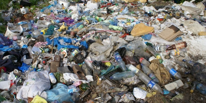 CONGO : le plasticien Junior Luwaka brandit son art contre la pollution plastique©Ivan Popovych/Shutterstock