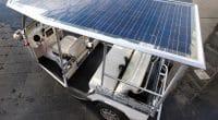 KENYA : SERC s'attaque à la pollution de l'air de Nairobi avec ses tricycles solaires©Corepics VOF/Shutterstock