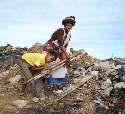 KENYA: Disposing waste in the environment could be punishable by imprisonment© Charmaine A Harvey/Shutterstock