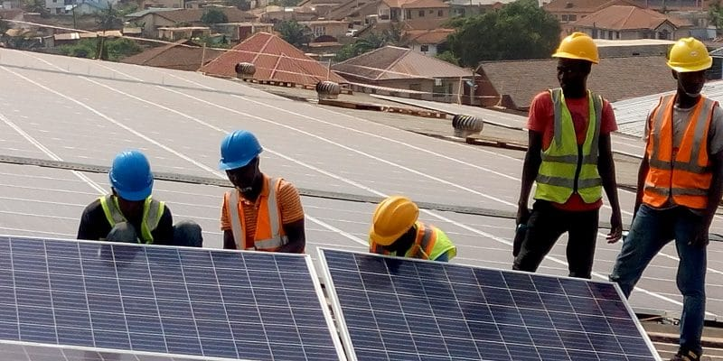 GHANA: CrossBoundary commissions solar off grid for bottling plant©CrossBoundary