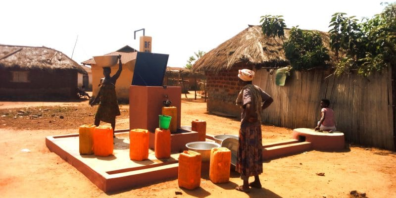 BENIN: Vergnet Hydro and 2 local companies win drinking water contract in Borgou©Vergnet Hydro