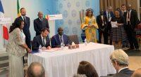 Pascal Martin - Legendre Énergie -Sambou Wagué - Ministre - Bamako