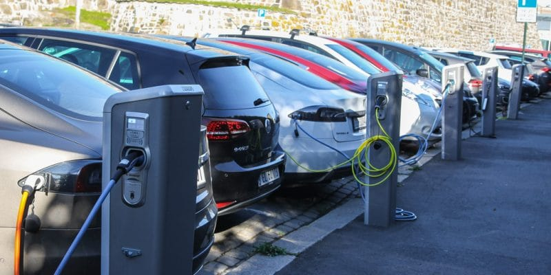 AFRIQUE DU SUD : Shell veut lancer ses bornes de recharge de voitures électriques©gvictoria/Shutterstock