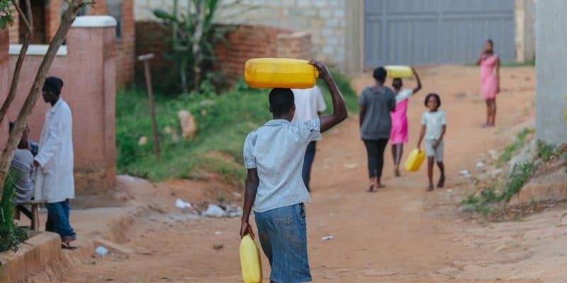 GHANA : la Banque mondiale va investir 46 M$ pour l'eau potable et l'assainissement ©Dennis Diatel/Shutterstock