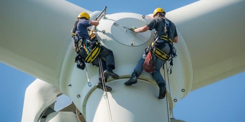 AFRIQUE DU SUD : Enel lance la construction du parc éolien de Nxuba de 140 MW©Jacques Tarnero/Shutterstock