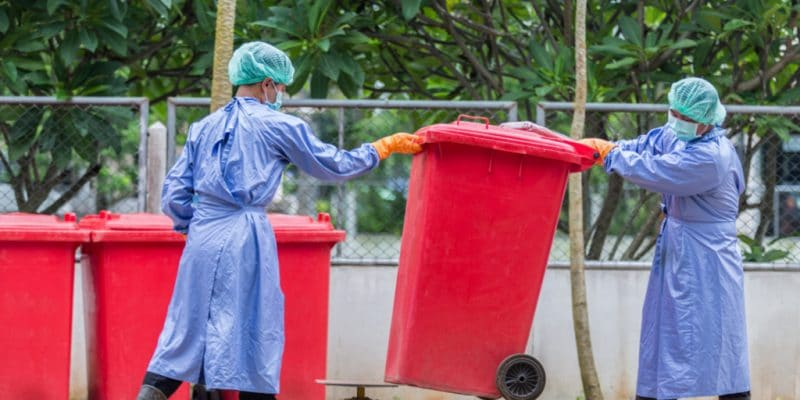MOROCCO: Veos might build medical waste treatment plant soon© Tong_stocker/Shutterstock