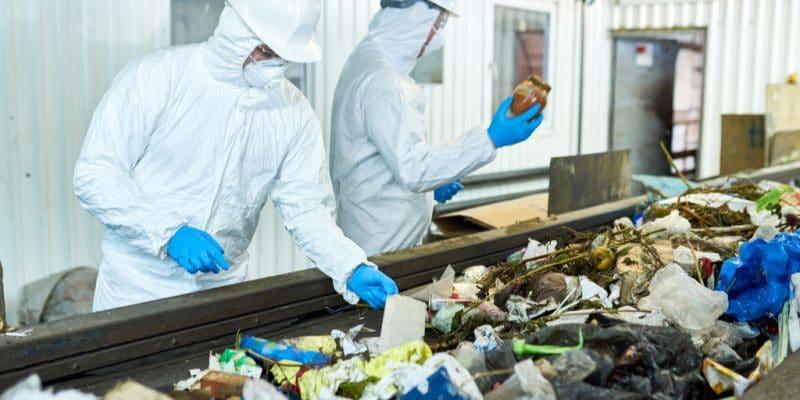 MAROC : Ecomed met en service un centre de valorisation des déchets à Marrakech©SeventyFour/Shutterstock