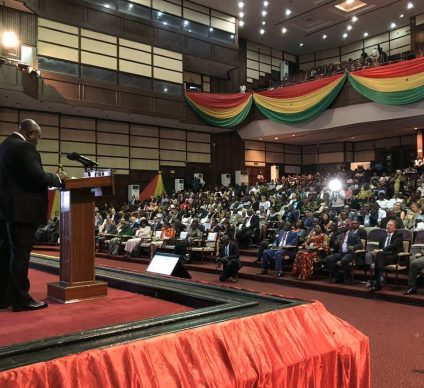 GHANA: Africa considers better access to climate finance©CCNUCC