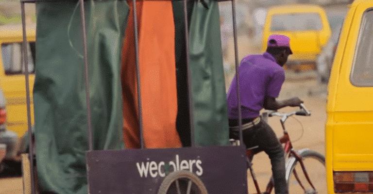 NIGERIA: Wecyclers wins King Baudouin Award for Development in Africa©Edyta Linnane/Shutterstock