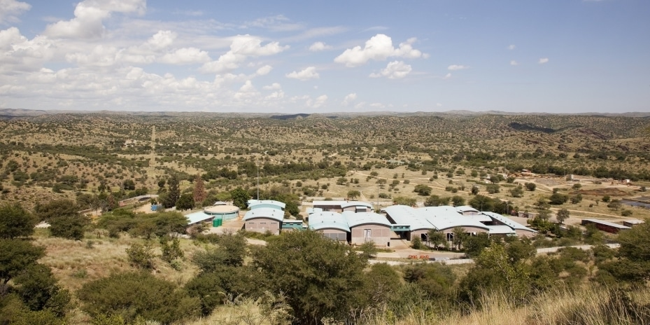 Namibie-Windhoek
