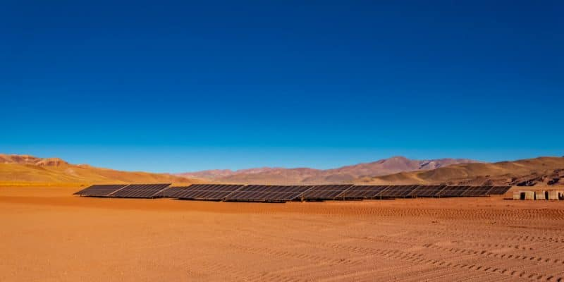 WEST AFRICA: Green Climate Fund provides €100 million to develop solar energy ©EstebranShutterstock