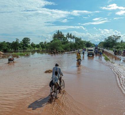 AFRICA: UNESCO and Japan create flood warning platform © Vadim Petrakov/Shutterstock