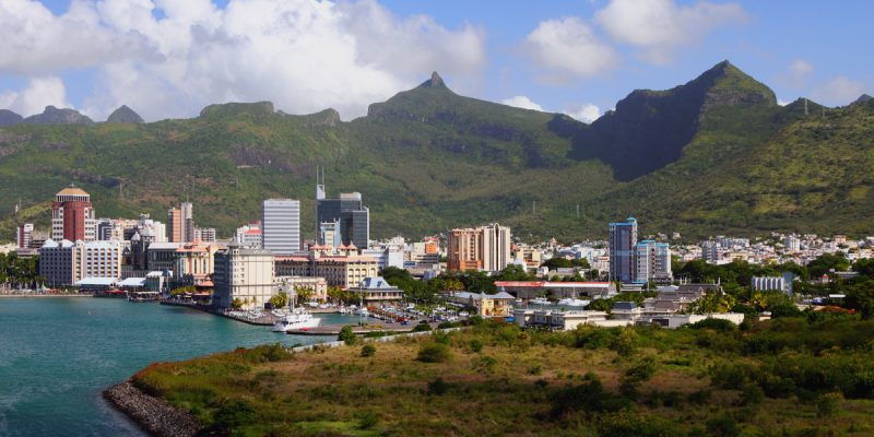 MAURITIUS: Smart city Port-Louis, first African city where life's good©photobeginnerShutterstock