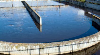 GHANA: Wastewater treatment plant under construction by JGC and Pureco in Kumasi ©Jonutis/Shutterstock