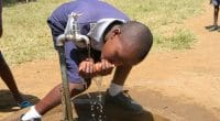 KENYA: National Bank partners with Impact Water to provide drinking water for schools©CECIL BO DZWOWA/Shutterstock