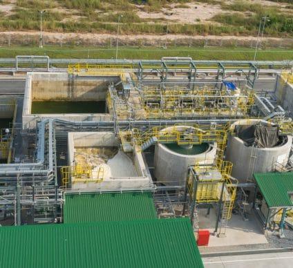 ZIMBABWE: Sinohydro will build four water treatment plants for $237 million in Harare©ETAJOE/Shutterstock