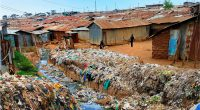 KENYA: UK Aid Direct finances community recycling project near Nairobi© Scott Woodham Photography/Shutterstock