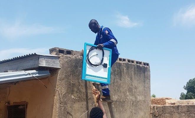 NIGERIA : REPP et ElectriFI ouvrent une ligne de crédit de 10 M$ à PAS Solar©PAS Solar