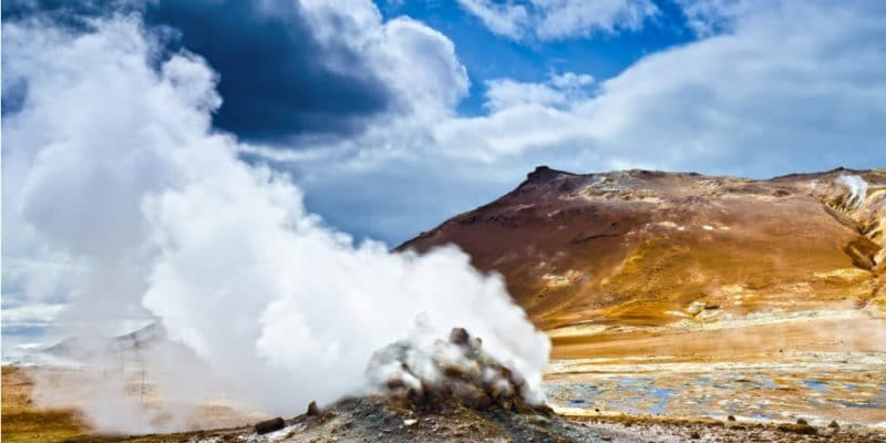 ÉTHIOPIE : une loi pour inciter les investissements privés dans l'énergie géothermique©Burben/Shutterstock