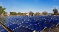 AFRIQUE : Ncondezi et GridX s'allient dans les mini-grids solaires et le stockage©Sebastian Noethlichs/Shutterstock
