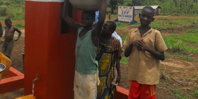 TOGO : Vergnet Hydro et ECM vont fournir de l'eau à 2000 personnes dans les Savanes©Vergnet Hydro