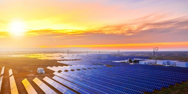 ÉGYPTE : Acwa Power, favori dans les négociations sur le projet solaire de Kom Ombo©Jenson/Shutterstock