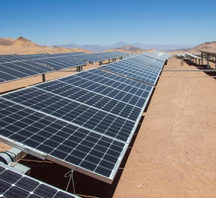 NAMIBIA: Suntrace, selected as technical consultant for Groot Glass's solar project©abriendomundo/Shutterstock