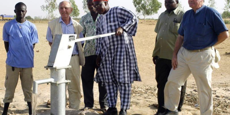 BURKINA FASO : le gouvernement lance un programme d'eau et d'assainissement pour 274 M€ ©Gilles Paire/Shutterstock