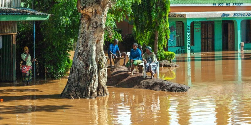 LIBERIA : alerte rouge contre des inondations massives©Vadim PetrakovShutterstock