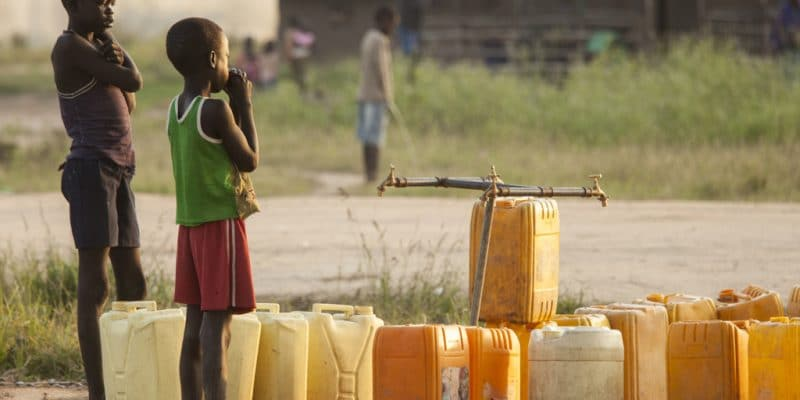 ZAMBIA: EIB provides €5 million for drinking water and sanitation project ©John Wollwerth/Shutterstock
