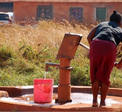 KENYA: CWSB will provide drinking water to several villages in Voi ©Franco Volpato/Shutterstock