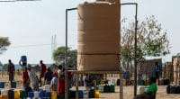 CHAD: Water borehole inaugurated for the population of Sarh town©Artush/Shutterstock