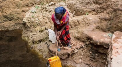 KENYA: Four counties together invest $106 million in water and sanitation©Martchan/Shutterstock