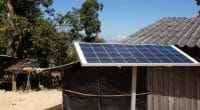 TOGO : le gouvernement et Bboxx fournissent des kits solaires pour les zones rurales ©Ralf Siemieniec/Shutterstock