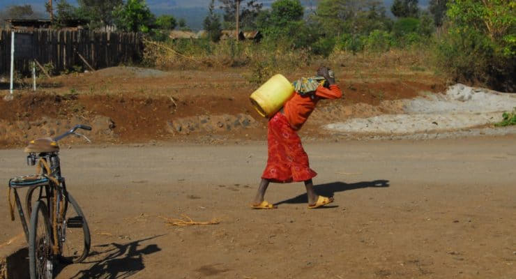 UGANDA: NWSC and Suez sign agreement for €120 million water and sanitation project