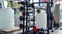 NAMIBIE : Solar Water équipe l'université d'une unité de dessalement solaire©thaloengsak/