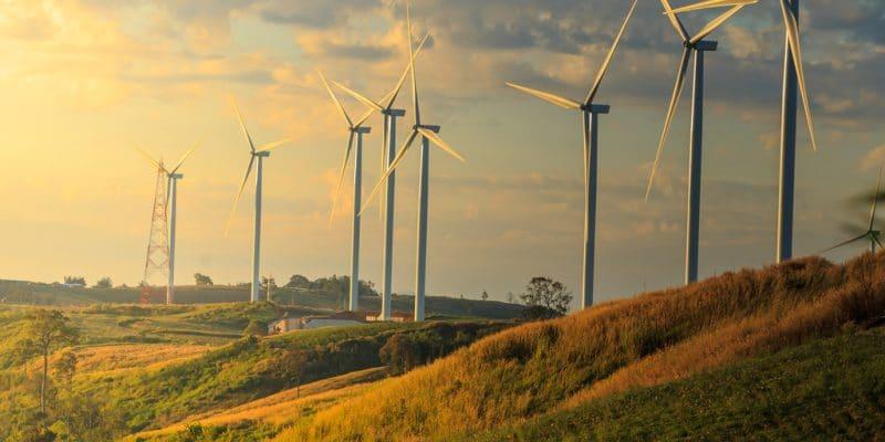 AFRIQUE DU SUD : Enel lance la construction du parc éolien d'Oyster Bay de 140 MW©chaiviewfinder/Shutterstock