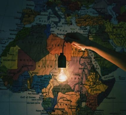 AFRICA: Electrification for all might not be effective even after 2030©A. and I. KrukShutterstock