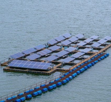 MALAWI: Droege to build solar floating power plant (20 MW) in Monkey Bay©SUPACHAI TAISAENG/Shutterstock