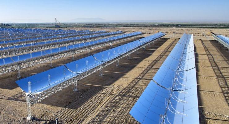 MOROCCO: EDF, Masdar and Green of Africa to build Noor Midelt solar park