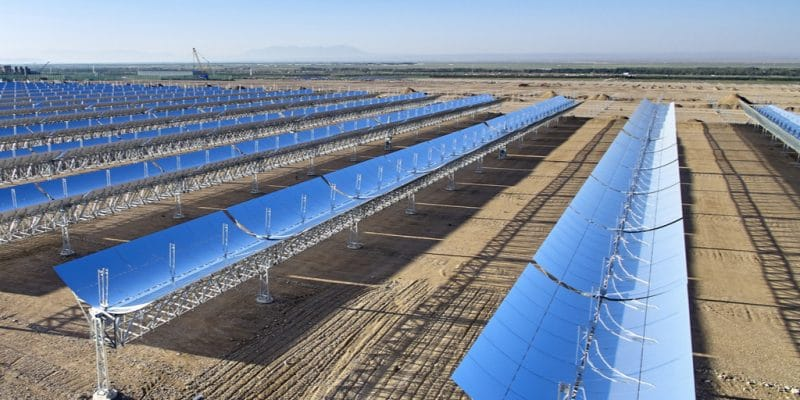 MOROCCO: EDF, Masdar and Green of Africa to build Noor Midelt solar park©Jenson/Shutterstock