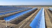 MAROC : EDF, Masdar et Green of Africa vont construire le parc solaire de Noor Midelt©Jenson/Shutterstock